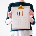 出産予定日はいつわかる?計算方法と出産予定日が分かったらする事4選