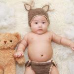 赤ちゃんを二重にする!赤ちゃんを二重にしたいママのマッサージと3つの方法