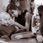 赤ちゃんのヘアカット3つのコツ~バリカンやハサミの正しい使い方と注意点