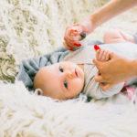 赤ちゃんのフケがひどい!頭のフケの取り方3つのポイントとシャンプーやオイルの効果